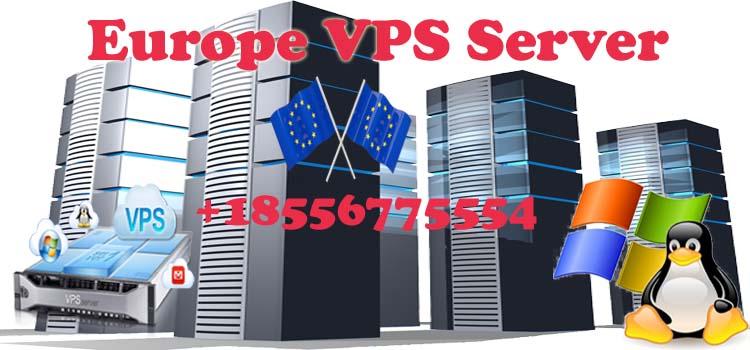 Europe VPS Server