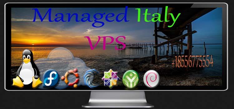 Managed Italy VPS