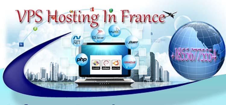 VPS Hosting in France