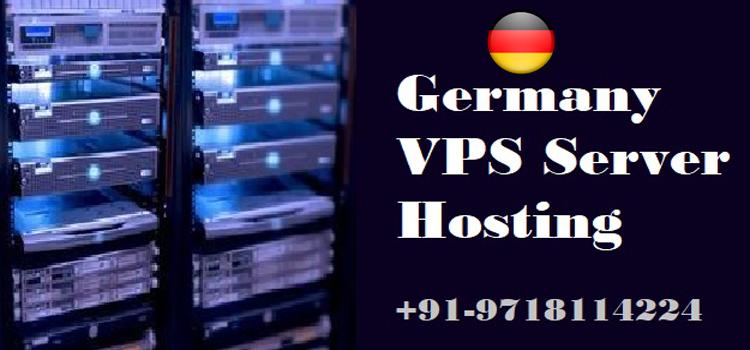 Germany VPS Server Hosting