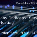 Germany Dedicated Server and VPS Hosting