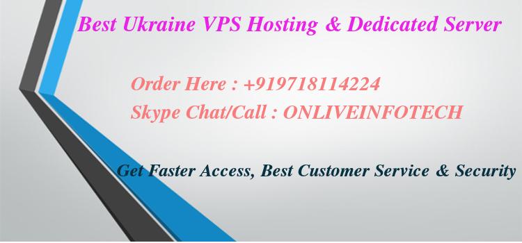 Ukraine Server Hosting