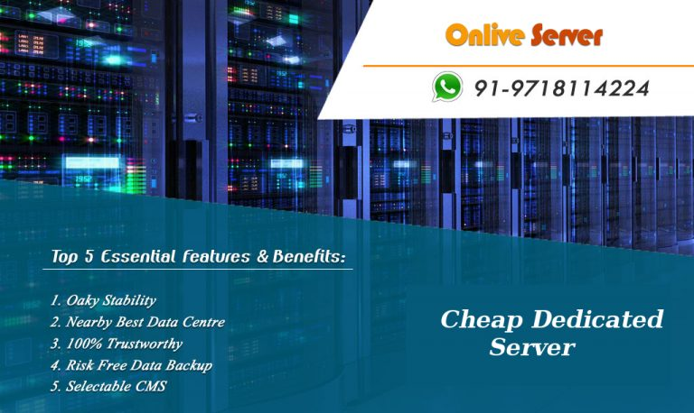 Our Cheap VPS & Dedicated Server Hosting Without Any Compromise