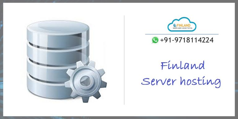 Finland Dedicated Server & VPS Hosting with significant Features