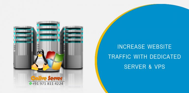 Lift Up Web Business with Our Dedicated Server & VPS – Onlive Server