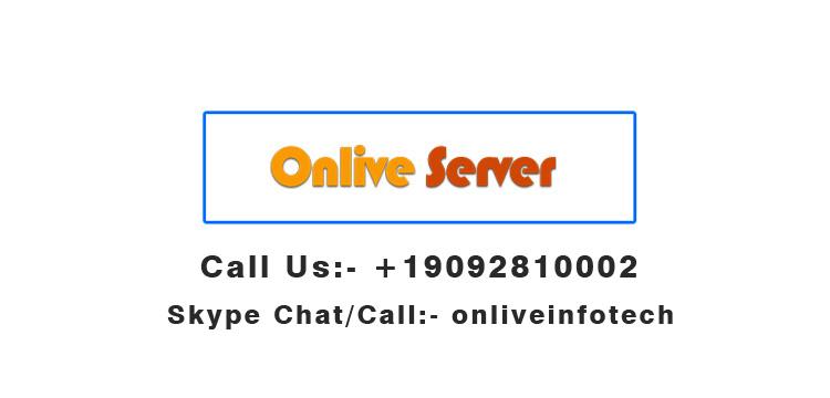 Onlive Server - Logo