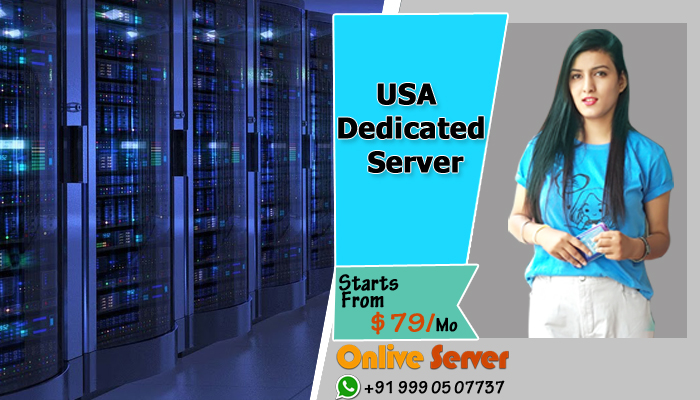 With Cheap USA Dedicated Server Hosting Plans Services with Best Quality