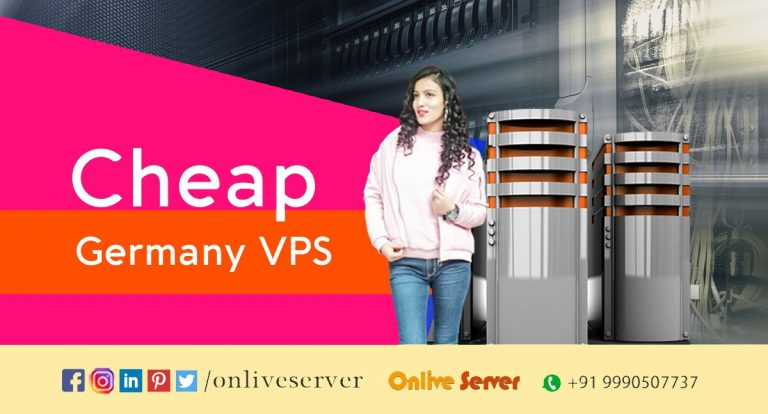How Onlive Server Cares About Data Privacy with Germany VPS Hosting
