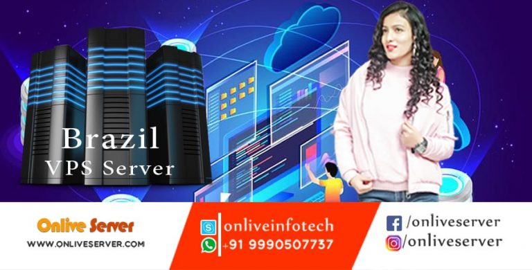 Get A Dedicated Experience with Brazil VPS Hosting Services
