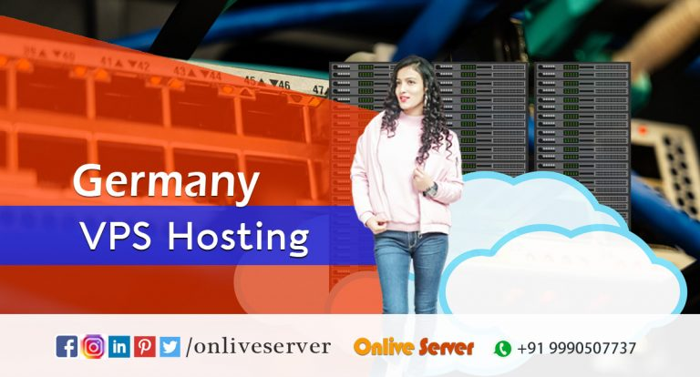 Germany VPS Hosting Plans Give You Best Service