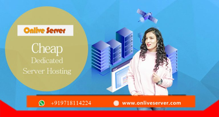 Precious Factors When Picking Cheap Dedicated Servers Solution