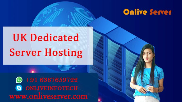 How UK Dedicated Server Helps You in Leading Online Business